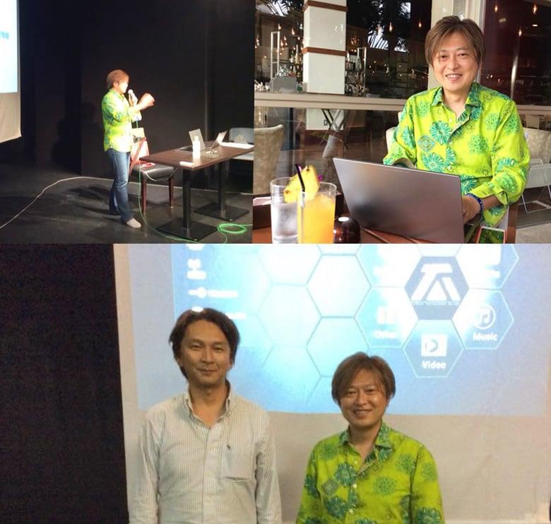 沖縄で開催されたGoogle検索イベント
